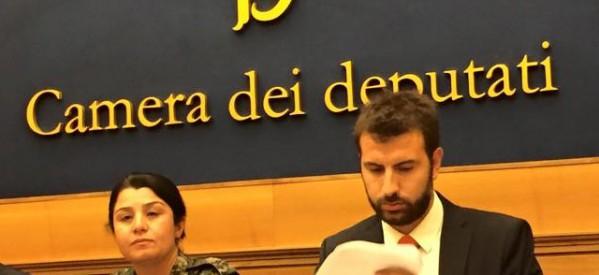 Delegazione curda da Kobane alla Camera: La nostra non è solo lotta militare. Sel: Rojava primo esempio di contrasto all'Isis