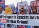 Giornata Globale di Azione contro l'invasione turca del Kurdistan 26 Maggio