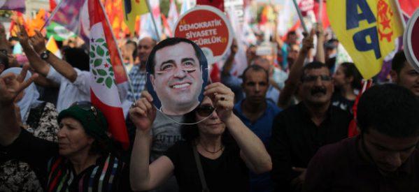 Il caso Demirtas è una minaccia autoritaria non solo per la Turchia, ma per tutta l'Europa