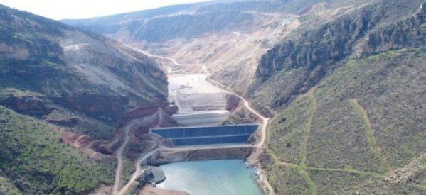 Le dighe sono un pericolo per il Kurdistan