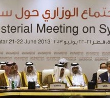 Incontro di Doha: decisioni segrete ed un accordo per cambiare l'equilibrio militare in Siria