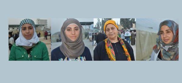 Donne arabe: un altro risultato in una storia di lotta e resistenza di donne libere