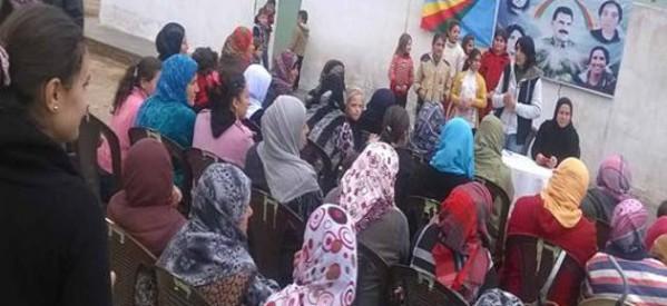 Dossier: Il motivo dell'attacco su Afrin mira ad indebolire il movimento di liberazione delle donne e l'alternativa democratica
