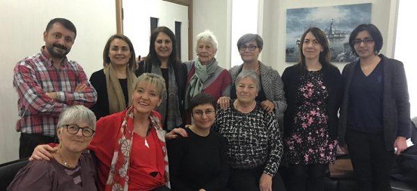 Comunicato Stampa della delegazione per Leyla Guven