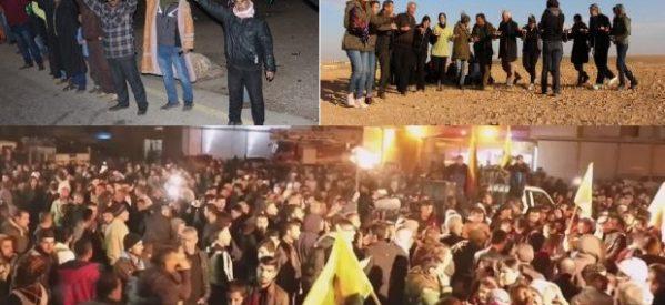 Efrîn* non è sola!