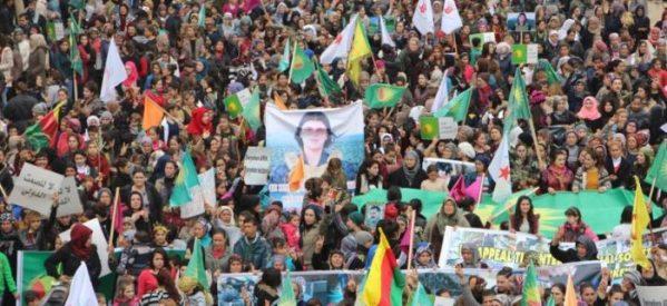 Le donne di Afrin chiedono alla comunità internazionale di rompere il silenzio sugli attacchi