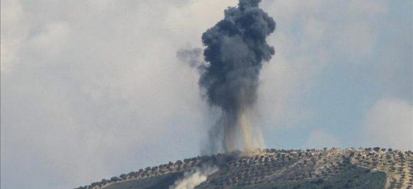 Vinci: Afrin sotto le bombe turche ci chiede aiuto