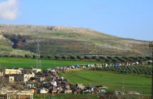 Richiesta di una zona di protezione per 175.000 profughi di Afrîn