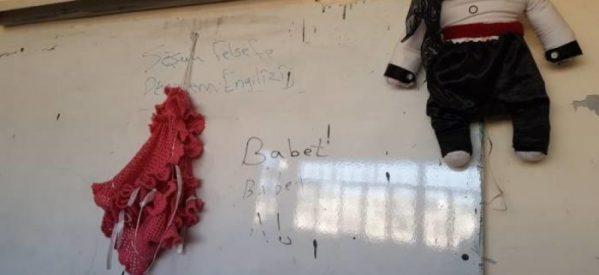 27 scuole colpite ad Afrin, 13 studenti uccisi