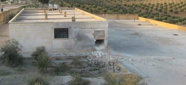 YPG:La Turchia ad Afrin bombarda una scuola elementare e un impianto idrico di depurazione