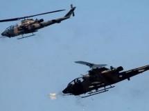 Aerei da guerra sorvolano le zone Media, controllate dalla guerriglia