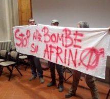 Empoli la protesta del consiglio comunale contro i bombardamenti turchi su Afrin arriva a Roma sulla scrivania dell'ambasciatore turco.