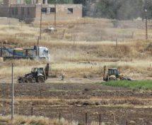 L' esercito turco impedisce agli agricoltori di lavorare nelle loro terre