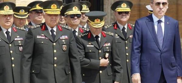 Analisi: Il colpo di Stato fallito in Turchia e il piano anti-curdo di Erdogan