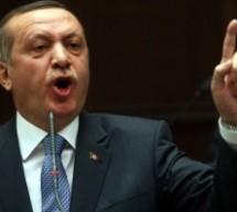 Erdogan:Non permetteremo ai curdi di ottenere uno status in Siria
