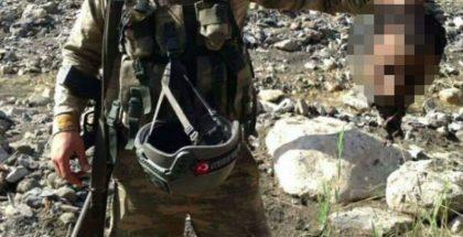 Video Combattenti curdi decapitati dal esercito turco