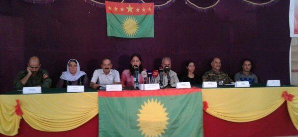 Autonomia democratica dichiarata a Shengal