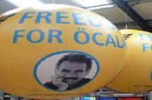 """Il Galà dei Minatori di Durham dedicato alla campagna """"Libertà per Öcalan"""""""