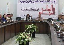 Si stabiliscono 10 consigli autonomi nel nord e nell'est della Siria