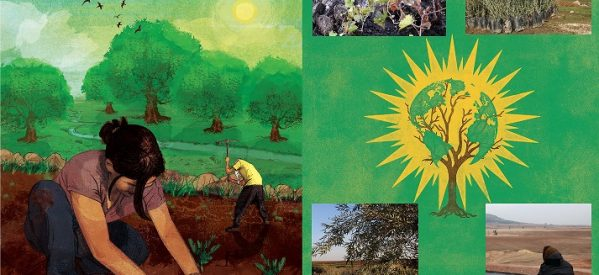 "Calendario Presentazioni del libro ""Make Rojava Green Again"" in Italia"