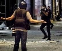 Giornalisti presi di mira dalla polizia durante le proteste