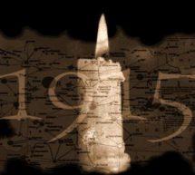 Il genocidio armeno è iniziato 102 anni fa