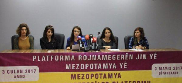 Le  giornaliste chiamano ad essere solidali con le reporters sotto processo
