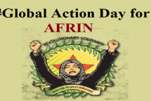 24 Marzo Global Action for Afrin – Rassegna Stampa