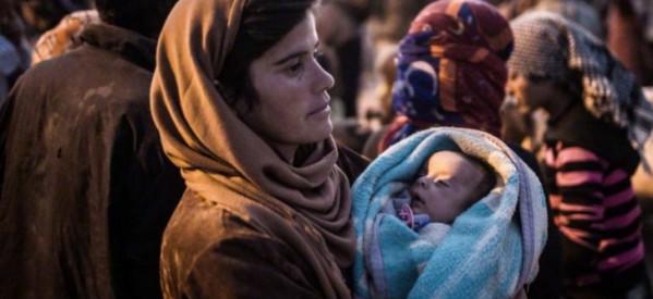 Più di 100 mila rifugiati di Raqqa hanno bisogno di aiuti urgenti