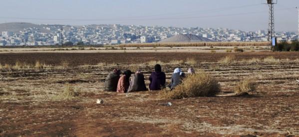 Guardando Kobane….