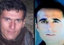 Impiccati prigionieri politici curdi, Gulperipur e Ismaili