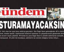 UIKI:Lo stato turco chiude il più grande quotidiano curdo