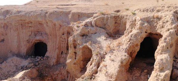 Siti archeologici distrutti da ISIS (Daesh)