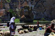 L'antica città del Kurdistan di Hasankeyf sta per essere distrutta dalla diga di Ilisu