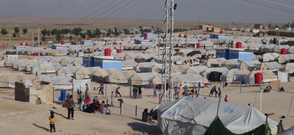 I rifugiati del campo di Hawl vogliono il sistema della co-presidenza
