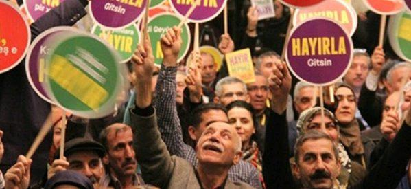 Invito per Osservatori Internazionali al Referendum del 16 Aprile in Turchia