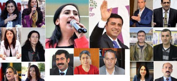 HDP: L'attacco del governo turco contro le municipalità curde continua con piena forza!