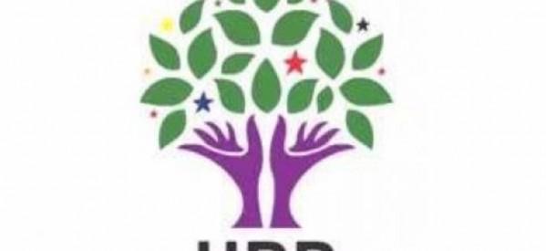 Altri due deputati di HDP e un deputato del CHP sono stati privati dei loro seggi e sono stati incarcerati