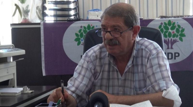 Imam Dede HDP Elazığ: L'egemonia imperialista esposta a Imrali