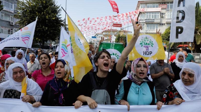 Altri 82 arresti: L'attacco a HDP prosegue sfacciatamente