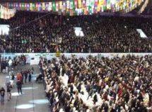 Al congresso dell'HDP a Ankara è stato eletto un nuovo doppio vertice