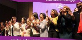 HDP ha il più alto numero di candidature femminili per il parlamento