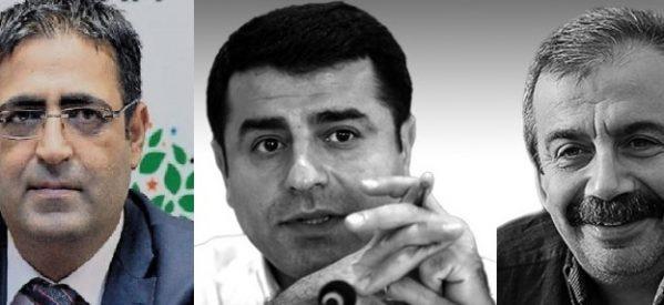 Tribunale conferma pene detentive per Demirtaş, Önder e Bakulen