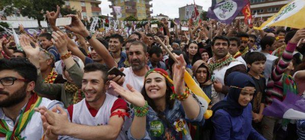 I candidati di HDP: riunire tutte le identità