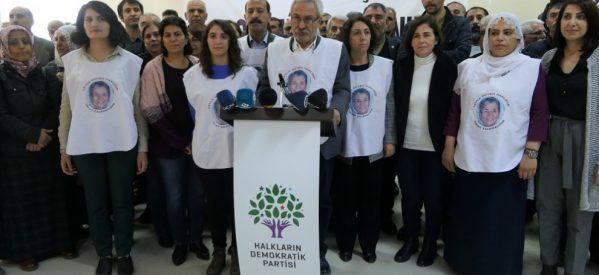 Deputati HDP iniziano sciopero della fame