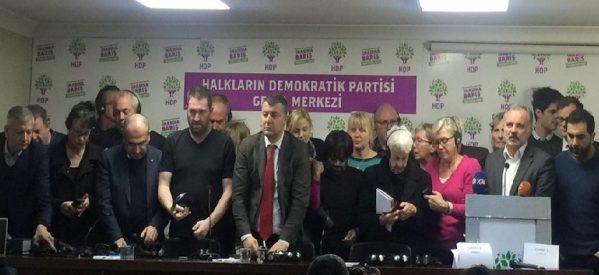 Comunicato congiunto a nome della Delegazione degli Osservatori Internazionali per il processo di Demirtaş e Yüksekdağ, 6 – 7 dicembre 2017