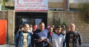 Appello per aiuti umanitari urgenti per le famiglie di Sheikh Maqsoud