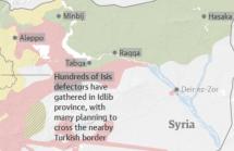 The Guardian: Decine di fuggitivi di ISIS stanno entrando in Turchia