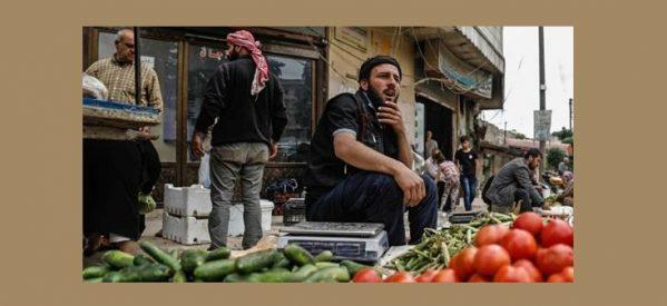 Siria, ad Afrin la Turchia lascia fare il lavoro sporco ai gruppi anti-Assad