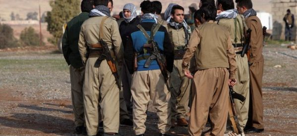 Rivolta in Kordestan